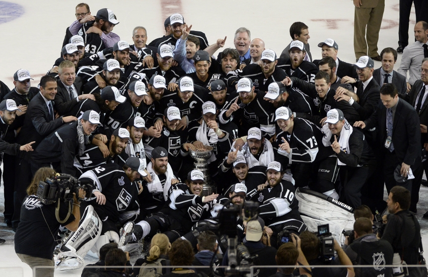 All Our Favorites The Los Angeles Kings