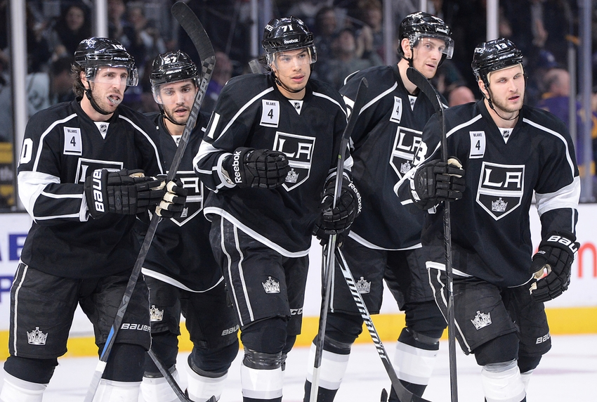 Do The Los Angeles Kings Need An Attitude Adjustment Going